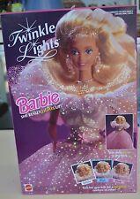 Twinkle Lights Barbie Vintage Collectible Fiber Optic Barbie 1993 NRFB