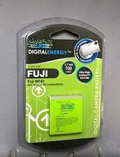 New Digital Energy 230-1661 3.7Volt 700mAh Li-ion Battery for Fujifilm NP40