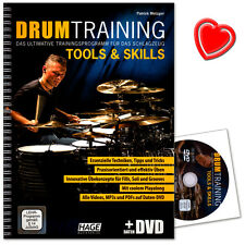 Drum Training Tools & Skills - mit DVD - Verlag Hage - EH3943 - 9783866263994