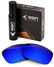 Polarized IKON Iridium Replacement Lenses For Oakley Twoface Deep Blue Mirror
