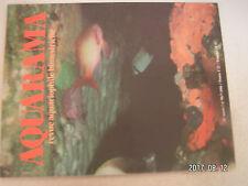 **a2 Revue Aquarama n°90 Roses des eaux / Phoxinus Phoxinus / Le Panchax bleu
