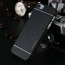 Sleek, Black Brushed Metal Case for iPhone 6 - Fast Free Shipping, iSwag4less