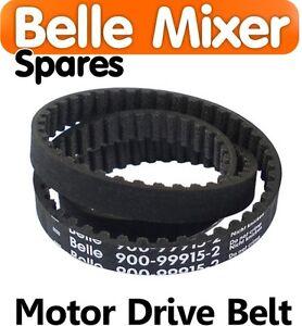 Belle Cement Concrete Mixer Drive Belt Electric 140 150 Spares Parts Minimix 15