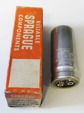 Nos Sprague Powerlytic 36D262G050Ab2A Capacitor - 2600uF 50Wvdc