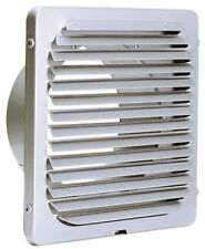 """NEW! SEIHO ALUMINUM VENT CAP 6"""" with Insect Screen - KX6N"""