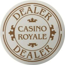 Casino Royale Casino Poker Dealer Button