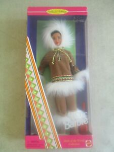 SEALED MIB VTG 1996 ARCTIC BARBIE COLLECTOR EDITION BY MATTEL