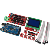 3D Printer Kit RAMPS 1.4 + Mega2560 + A4988 + 12864 LCD Controller For Arduino