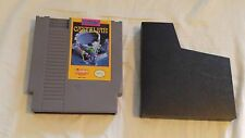 Rare 1985 Nintendo Castelian NES GAME - Clean Tested Works