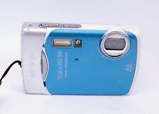 Olympus Stylus 850 SW 8.0MP Digital Camera - Blue