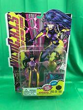 """Wildcats - Voodoo,  5.5""""  Action Figure  (MINOR SHELF WEAR)"""