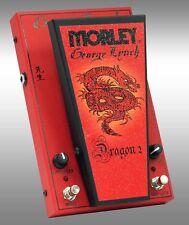 New in Box! Morley George Lynch Dragon Wah Guitar Pedal