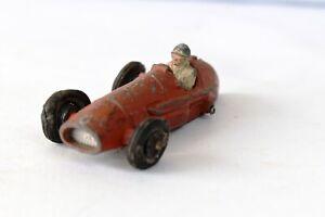 "Vintage Crescent Toys Ferrari 2.5 Litre G/Prix Racing Car 1956 Made In England""F"