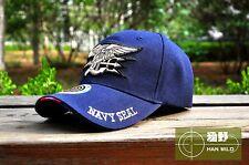 United States US Navy Seals Trident Seal Military Baseball Ball Cap Golf Hat