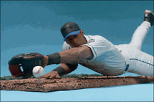"""MCFARLANE - MLB SERIES 3 – ROBERTO ALOMAR - NEW YORK METS – 6"""" ACTION FIGURE"""