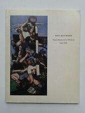 """"""" Max BECKMANN """" Catalogue du Musée National d'Art Moderne, Paris 1968"""