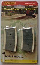 Hornby Lyddle End N Gauge N8092 CURVED PLATFORM - 1ST RADIUS *BNIB*