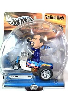 Hot Wheels Radical Rods Kyle Petty 29723 1:43 scale