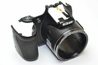 Nikon Coolpix L820 Front Cover With Rubber Replacement Repair part DH1739