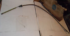 75 76 77 78 Galaxie LTD Country Squire LH Rear Park Brake Cable NOS D5AZ-2A635-B