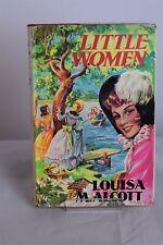 Little Women by Louisa May Alcott Hamlyn Classics Hardback Book w/ Dust Jacket
