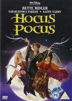 Hocus Pocus (DVD, 2001) Brand New Sealed