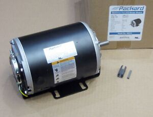 Belt Drive Motor 1/2 HP 1725 RPM 115 Volts 8.3 Amps