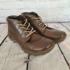 Caterpillar Transform Boots P715555~Dark Beige~Chukka~Leather~Men's 9.5