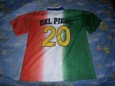 •ÚLTIMO, CAMISETA DE DEL PIERO, ITALIA. N0 hay más. •