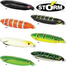 Poisson nageur souple Storm Serpentino Weedless Dogwater SPT09 90mm 15g BOS