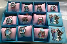 NEW 10 Pcs/Lot Frozen Elsa Anna Watches Children Cartoon watch withbox wholesale