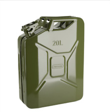 Jerrycan metallique 20 littre vert olive PRESSOL 21060950