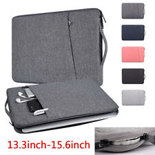 """Sleeve Bag Case For MacBook Pro 13.3"""" 15.4"""" 15.6"""" Computer Protective Cover New"""