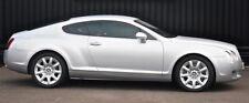 Bentley Continental GT 6.0 W12 * Silver, Cream hide with blue