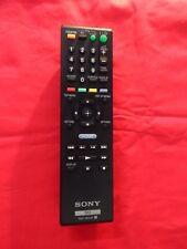 SONY TV/TEXT/DVD  REMOTE CONTROL MODEL:RM-B104P(R)  EX/CON