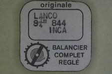 Balance complete LANCO 844 INCA bilanciere completo 721 NOS