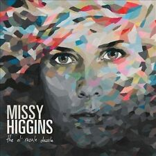 MISSY HIGGINS Ol' Razzle Dazzle 2012 CD w/ BUTTERFLY BOUCHER Daniel Tashin old