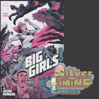 BIG GIRLS #1 IMAGE COMICS JASON HOWARD 2020