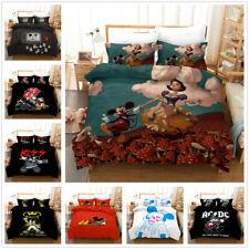 3D Disney Mickey Mouse Bedding Set Duvet Cover Pillowcase Quilt/Comforter Cover