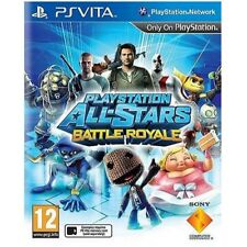 PlayStation All-Stars Battle Royale (Sony PS VITA) Fighting Game Kids Boys PAL