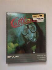 Cutthroats (Commodore 64, 1984) Big Box Pc Infocom