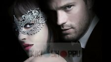 Poster 42x24 cm 50 Sombras de Grey / Fifty Shades of Grey 01