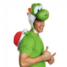 Disguise Super Mario Bros Yoshi Kit Luigi Peach Adult Halloween Costume 85227