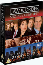 Law and Order - Special Victims Unit: Season 2 (Box Set) [DVD]