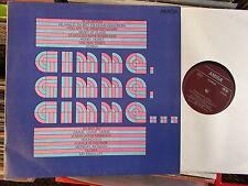 GIMME GIMME GIMME DDR AMIGA LP: PUHDYS SCHARF CANTUS-CHOR SCHÖBEL THOSS (855771)