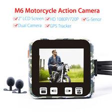 Blueskysea Motorcycle Biker Action Video Camera DVR Rider HD 1080p Cameras Set