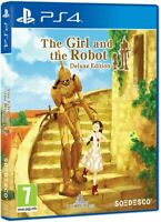 The Girl and the Robot - Deluxe Edition (PS4 PlayStation)