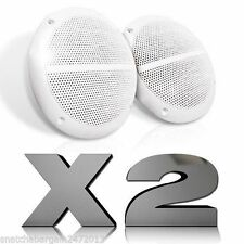 Unbranded/Generic White Wired Speakers & Subwoofers