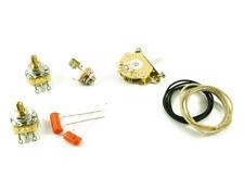 Genuine Tele Complete Wiring Kit 3 Way Switch, Oak, Sprague, CTS, Gavitt