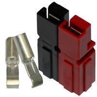 10 x Anderson Powerpoles SET rot/schwarz mit 30A Kontakten (40 Teile)